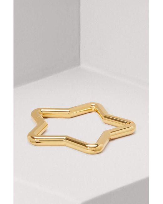 Balenciaga - Metallic Star Bracelet - Lyst