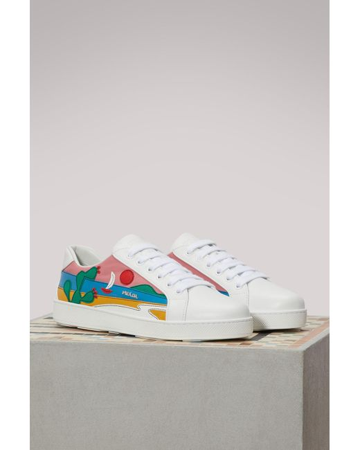 Prada Mexico sneakers