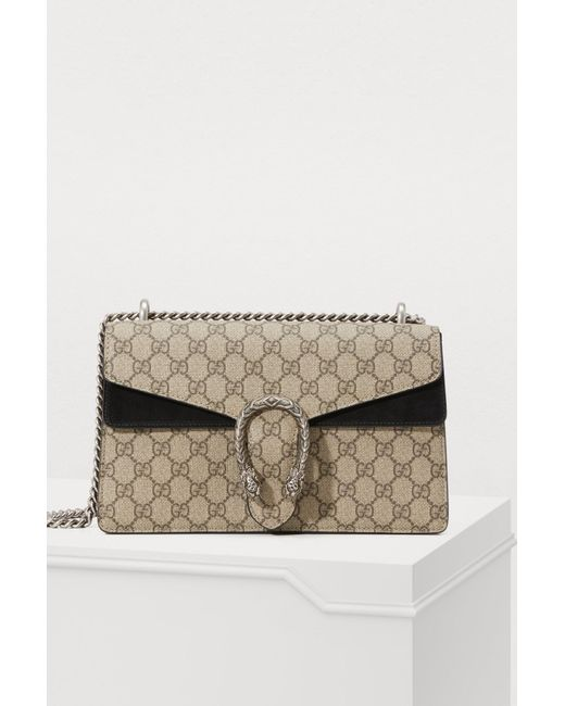 6924ae24817342 Gucci - Multicolor Dionysus Gm Shoulder Bag - Lyst ...