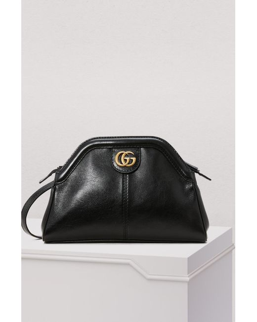c89d3d87031 Gucci - Black Linea S Sm Crossbody Bag - Lyst ...