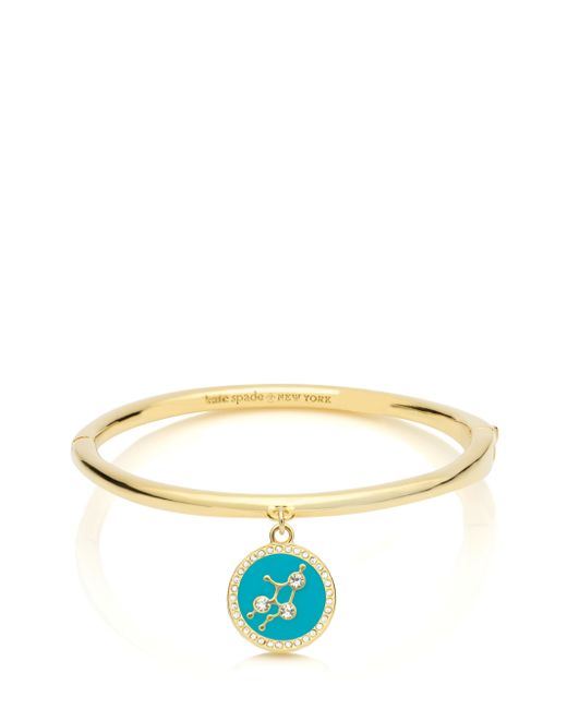 kate spade new york | Multicolor In The Stars Virgo Bangle | Lyst