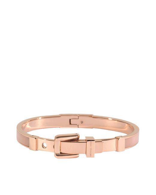 MICHAEL Michael Kors | Pink Armband Rose Gold & Blush | Lyst
