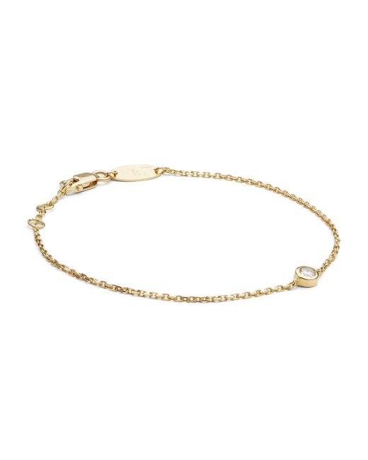 RedLine | Yellow Pure Bracelet With Gold Chain | Lyst