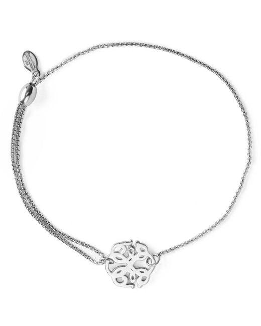 ALEX AND ANI | Metallic Precious Metals Symbolic Path Of Life Pull Chain Bracelet | Lyst