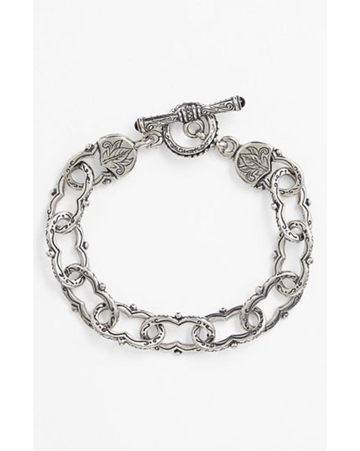 Konstantino | Metallic 'classics' Link Toggle Bracelet for Men | Lyst