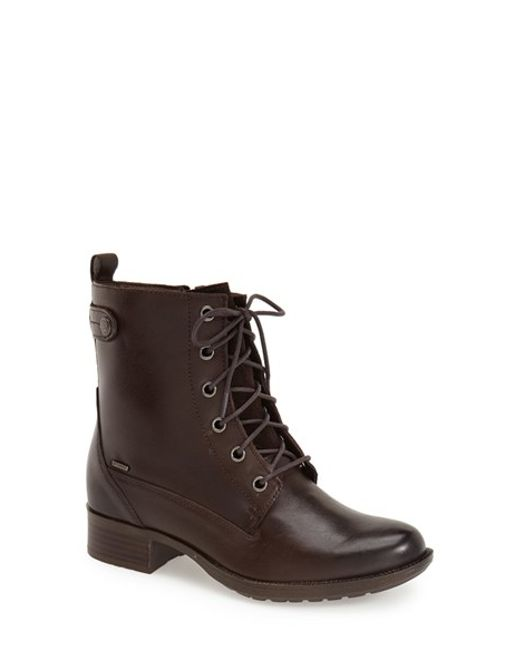 Cobb Hill | Brown 'carrie' Waterproof Boot | Lyst