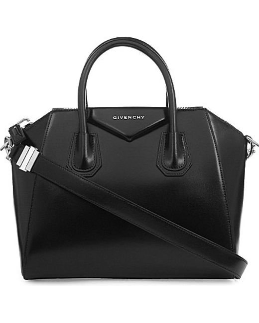 Givenchy | Black Antigona Small Leather Tote | Lyst