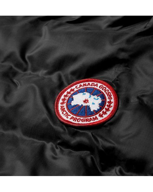 canada goose black lodge jacket