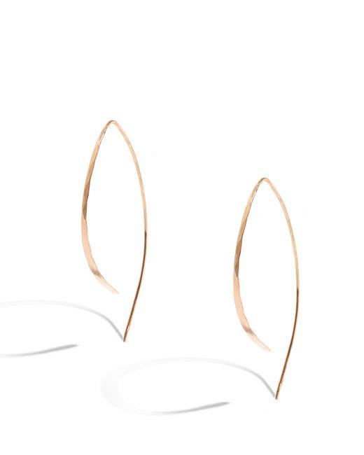 Melissa Joy Manning | Pink Wishbone Earring | Lyst