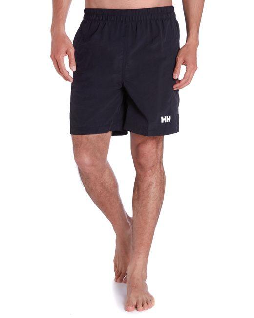 Helly Hansen | Blue Carlshot Swim Shorts for Men | Lyst