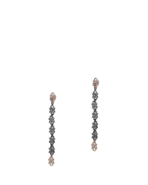Maha Lozi | Metallic Rumour Has It Earrings | Lyst