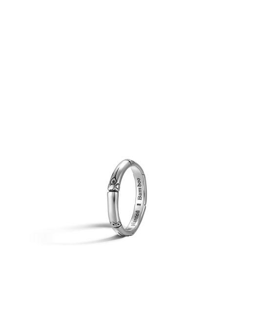 John Hardy   Metallic Band Ring   Lyst
