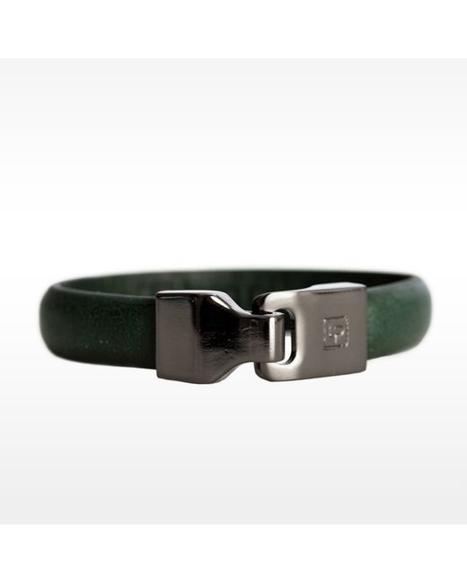 Linea Pelle | Metallic Hook Closure Bracelet | Lyst