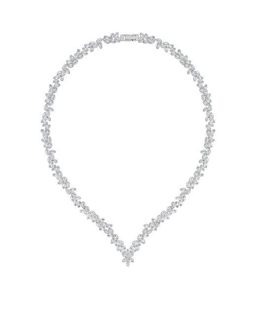 Swarovski   Metallic Diapason All-around Necklace   Lyst