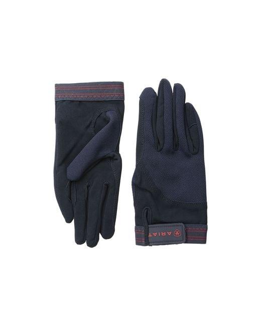 Ariat   Blue Tek Grip Gloves   Lyst