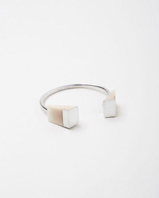 Isabel Marant | Metallic From The Block Bracelet | Lyst