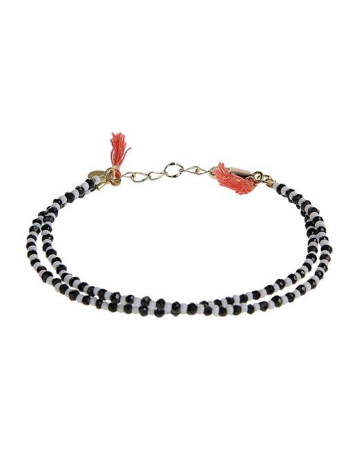 Shashi   Black Bracelet   Lyst