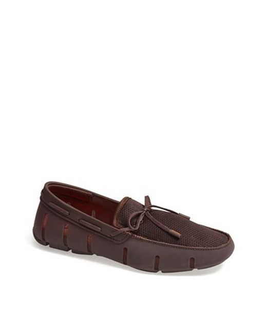 Swims | Brown Lace Loafer for Men | Lyst