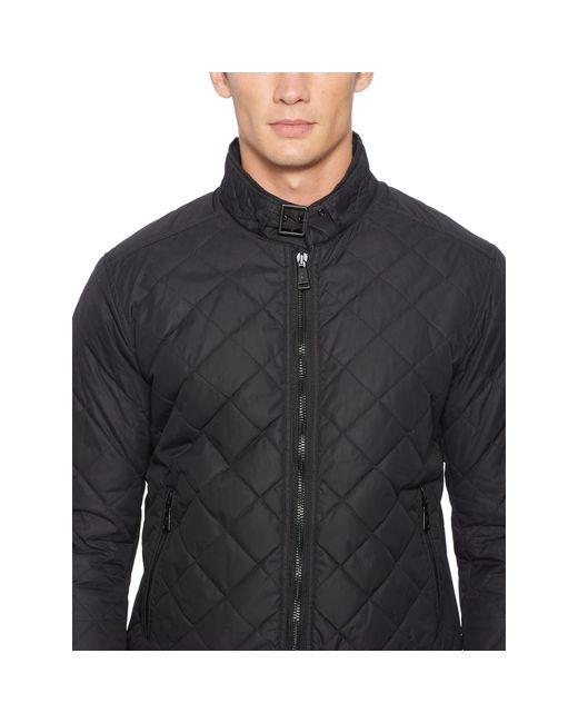 Polo Ralph Lauren | Black Quilted Bomber Jacket for Men | Lyst