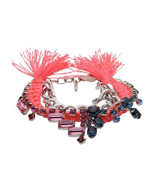 Joomi Lim | Pink Bracelet | Lyst