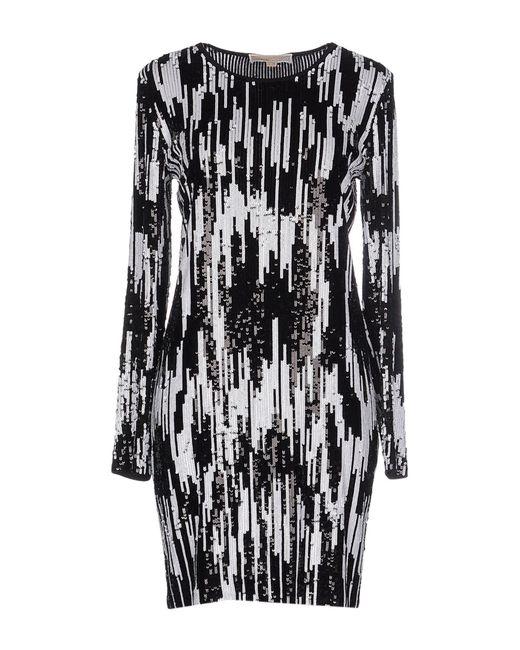MICHAEL Michael Kors | White Short Dress | Lyst