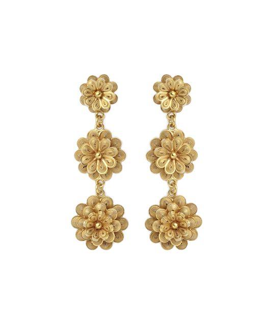 Vanilo | Metallic Irene Earrings | Lyst