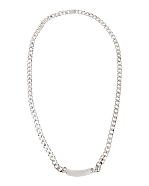 Maison Margiela | Metallic Necklace for Men | Lyst