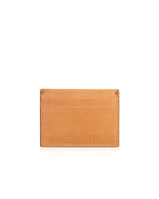 Shinola   Orange 5 Pocket Card Case   Lyst