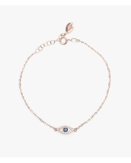 Azalea | Yellow Small Eye Bracelet for Men | Lyst