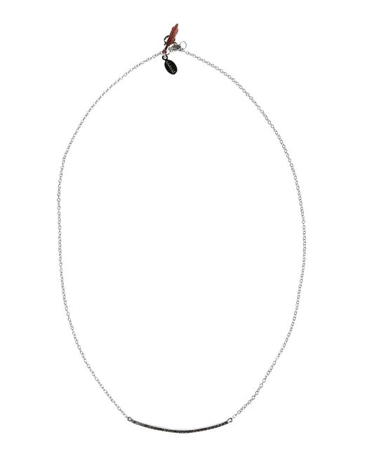 Shashi | Metallic Necklace | Lyst