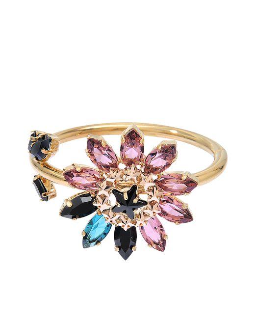 Sonia Rykiel | Purple Daisy Bracelet | Lyst