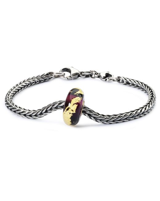 Trollbeads | New Beginnings Purple Bracelet | Lyst