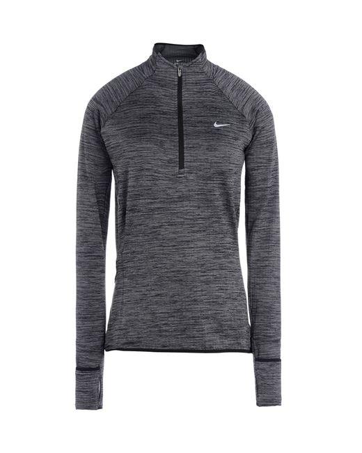 Nike | Gray Dri-fit™ Element Half Zip | Lyst