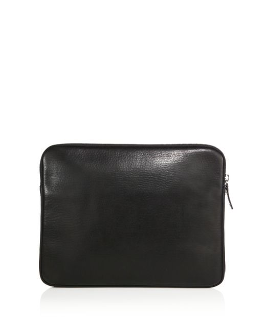 Shinola | Black Leather Portfolio for Men | Lyst