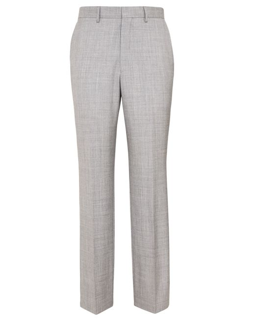 Chester Barrie | Gray Tapered Fit Tailored Trousers for Men | Lyst