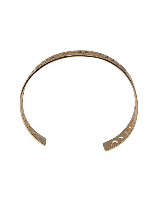 Annelise Michelson | Metallic 'carnivore' Bracelet | Lyst