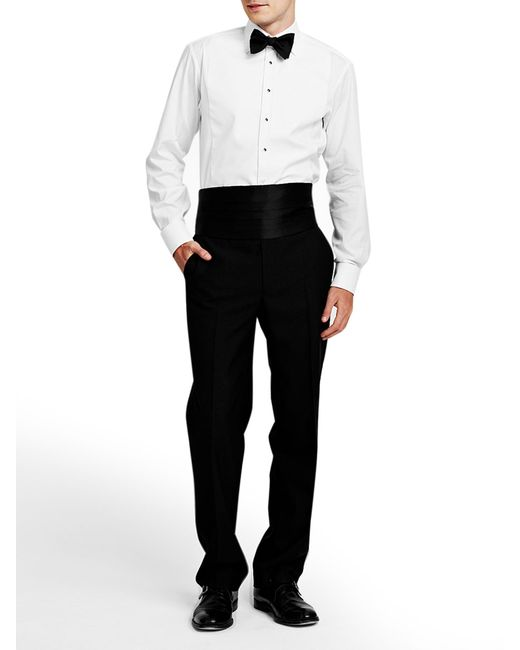 Thomas Pink Marcella Evening Super Slim Fit Shirt In White