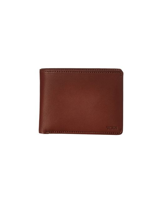 Tumi | Brown Chambers Global Double Billfold With Id for Men | Lyst