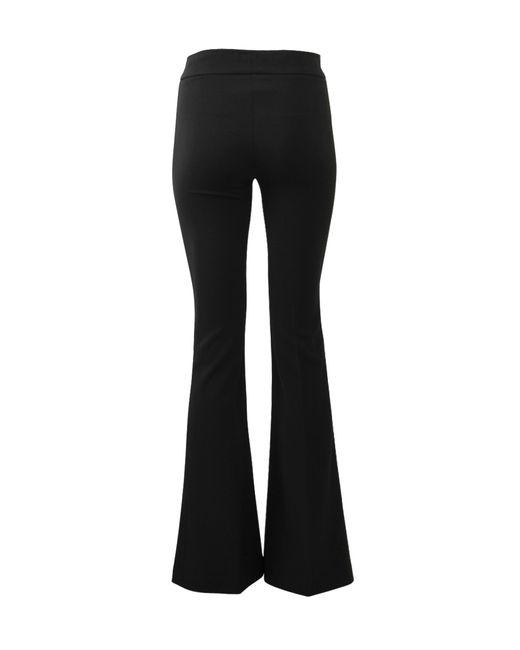 Avenue Montaigne | Black Bellini Pull On Pant | Lyst