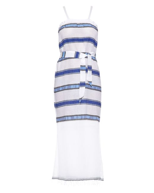 lemlem | Multicolor Addis Striped Dress | Lyst