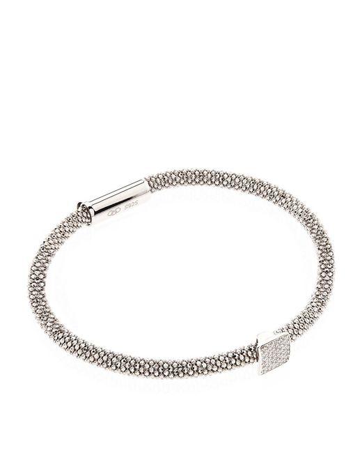 Links of London | Metallic Star Dust Square Bracelet | Lyst