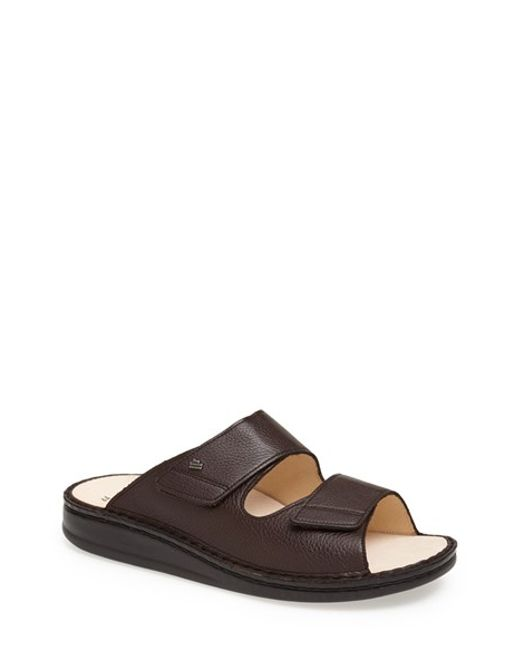 Finn Comfort | Brown 'riad' Sandal for Men | Lyst