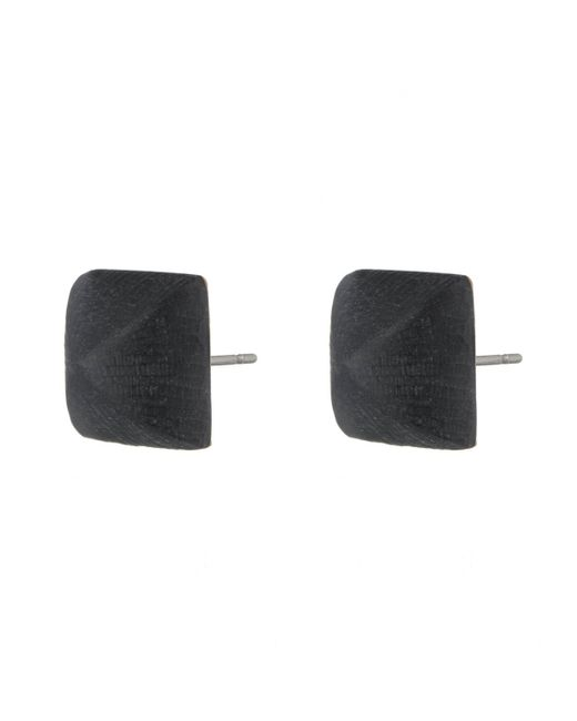 Alexis Bittar | Black Pyramid Post Earring You Might Also Like | Lyst