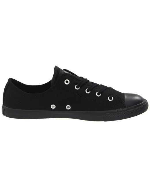 Converse | Black Chuck Taylor® All Star® Dainty Ox | Lyst