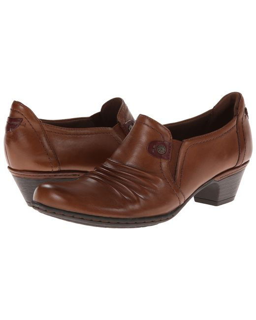 Rockport | Brown Cobb Hill Adele | Lyst