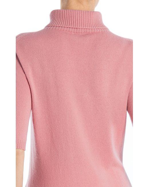 ESCADA | Pink Knit Top Sulgo | Lyst