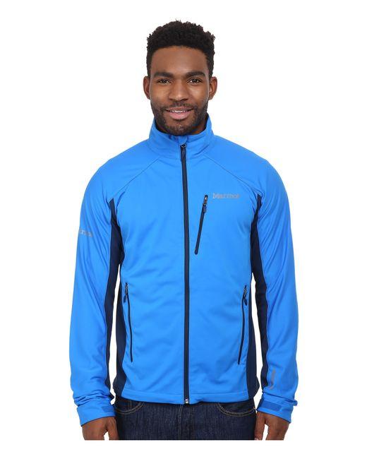 Marmot | Blue Leadville Jacket for Men | Lyst