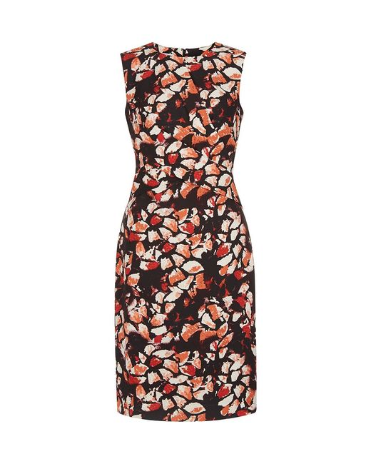 Hobbs | Multicolor Delphine Printed Dress | Lyst