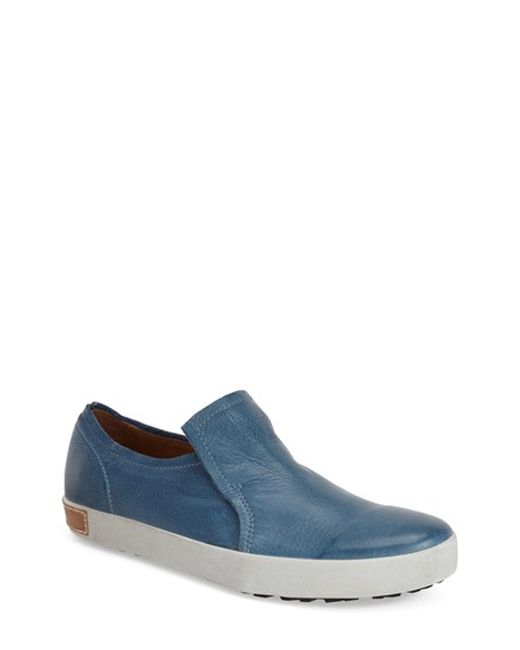 Blackstone | Blue 'Jm08' Slip-On for Men | Lyst
