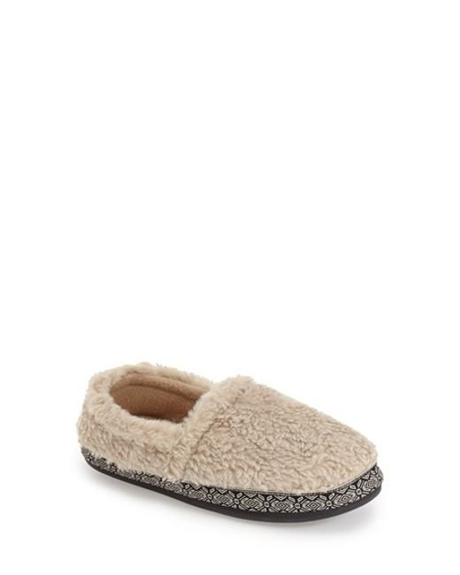 Woolrich | Brown 'whitecap' Slipper | Lyst